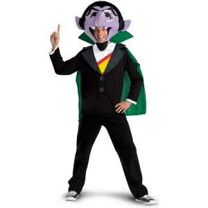 Sesame Street   The Count Adult Costume, 69933