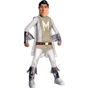 MegaMind  Metro Man Child Costume, 70562