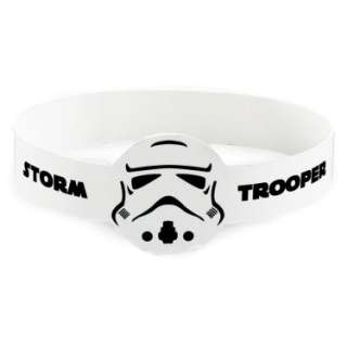 Star Wars Storm Trooper Wristbands (4 count)   Costumes, 58111