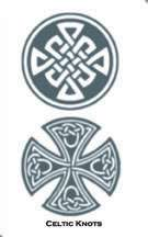 Tattoo Tribal Celtic Knots   Accessories & Makeup