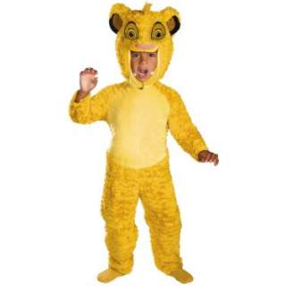 Halloween Costumes The Lion King   Simba Toddler / Child Costume