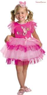 Frilly Piglet Winnie Pooh Costume