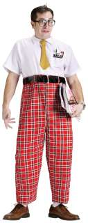 Nerd Costume for Adults  Funny Nerd Halloween Costume