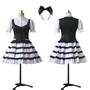 High quality custom designed cosplay uniform and accessories. Adult