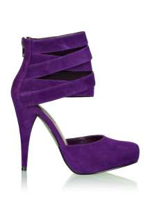 by Steve Madden   Purple   Buy Shoes Online at my wardrobe