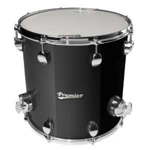 14x14 Inches Floor Tom, Drum Set (Black Sparkle) Musical Instruments