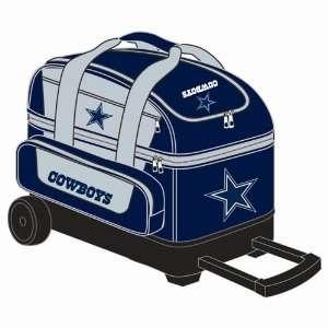 NFL Double Roller Bowling Bag  Dallas Cowboys Sports
