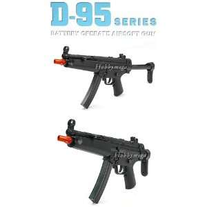 D 95 11 Scale Electric Battery Operate Airsoft Gun
