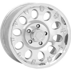 American Racing ATX Crater 17x9 Polished Wheel / Rim 5x4.5