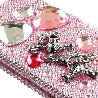 Diamond for Apple iPhone 4 Case Cover, Compatible with AT&T Wireless