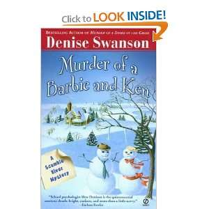Murder of a Barbie and Ken Denise Swanson Books