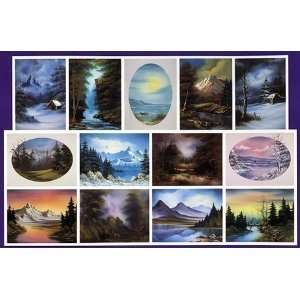The Joy Of Painting   Volume 24 (9780924639265): Bob Ross: Books