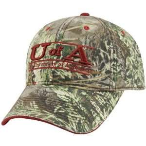 Alabama Crimson Tide Camo Team Hat