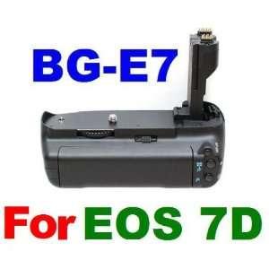 High Quality BG E7 Battery Grip for Canon EOS 7D Digital