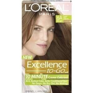 Ultra Light Ash Brown Cooler Les True Brunettes Ul61 Hair Color, 1 Kt