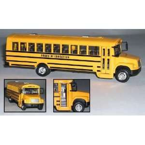 Action City School Bus: Toys & Games