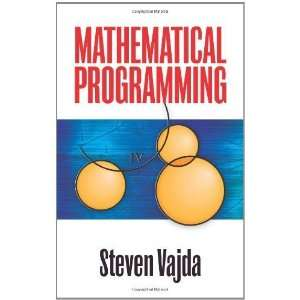 Mathematical Programming (Dover Books on Computer Science