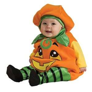 Lets Party By Rubies Costumes Pumpkin Jumper Infant Costume / Orange
