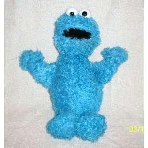 Sesame Street Cookie Monster 12 Plush Toy Toys & Games