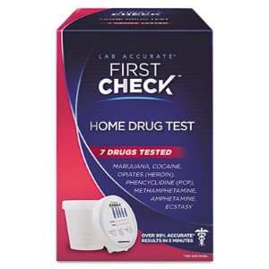 First Check 7 Drug Test Kit FCD06907 Health & Personal