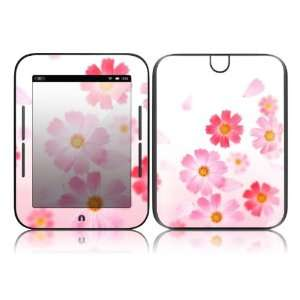 Pink Daisy Design Decorative Skin Cover Decal Sticker for