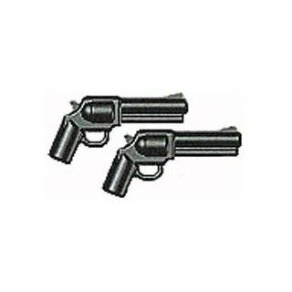 Scale LOOSE Weapon Retro Ray Gun Translucent Red Toys & Games