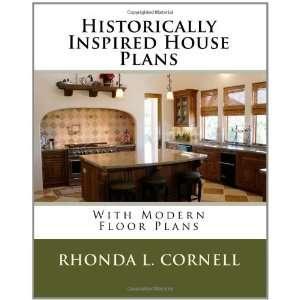 Plans with Modern Floor Plans [Paperback] Rhonda L. Cornell Books