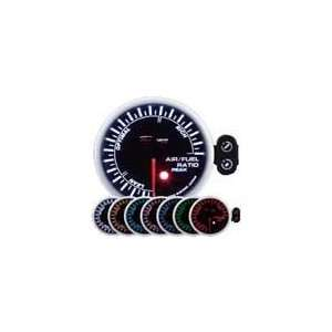 Depo Racing 7 Color Warning Air Fuel Ratio Gauge Automotive