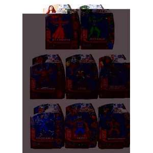 Hasbro) The Blob Series Action Figures Case of 8 Toys & Games