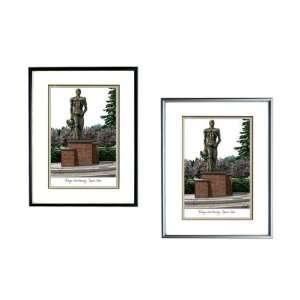 Michigan State University Spartan Statue Undergrad Framed