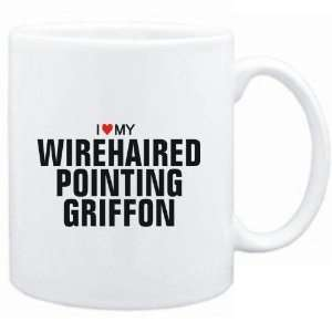 love my Wirehaired Pointing Griffon  Dogs Sports & Outdoors