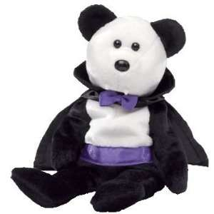TY Beanie Baby   COUNT the Halloween Bear Toys & Games