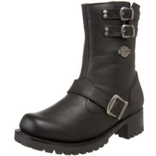 Harley Davidson Womens Ariel Motorcycle Boot Shoes