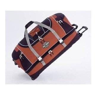 Harley Davidson® 35 Inch Wheeling Packaged Duffel Bag. Size 29 x