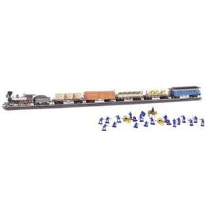 War   Union HO Scale Ready To Run Electric Train Set Toys & Games