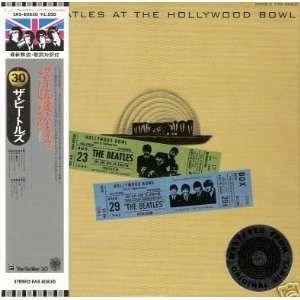 The Beatles Live at the Hollywood Bowl [Japan OBI] [Mini