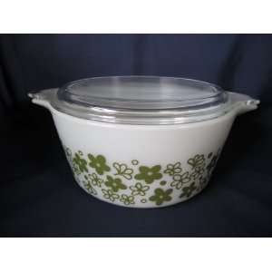 Blossom   Crazy Daisy  1 1/2 Qt Casserole Dish w/Lid Everything Else