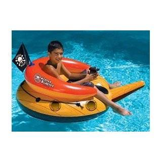 JOLLY ROGER 45 WATER BLASTER and Pool Floating Tube By Swimline model