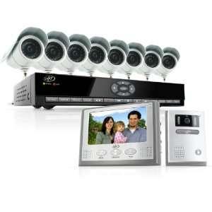 Smart Phone Access   Bonus VIS300 7M2 Video Intercom System Included