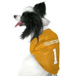 Tennessee Volunteers #1 Orange Dog Football Jersey