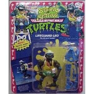 Teenage Mutant Ninja Turtles   Lifeguard Leo Toys & Games
