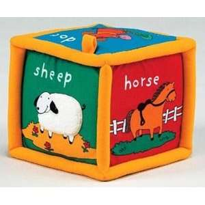 Nosmith Touch N Sing Blocks Farm Animals  Toys & Games