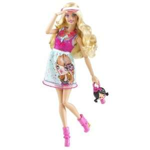 Mattel BARBIE FASHIONISTA BARBIE DOLL Toys & Games