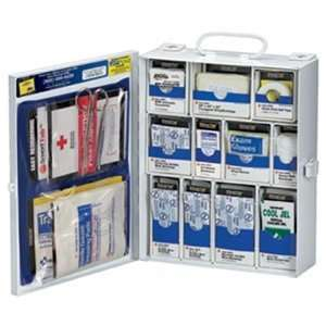 First Aid Kit w/o Medications (Metal)   1350FAE0103 Sports & Outdoors