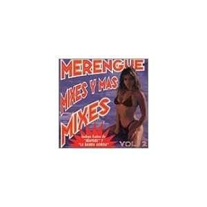 Merengue Mixes Y Mas Mixes Manuel, Banda Gorda Music