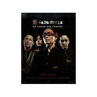 Capadocia  Segunda Temporada 4 Blu ray Boxset