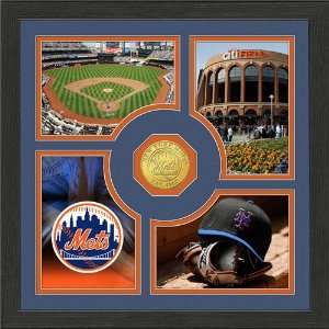 MLB New York Mets Fan Memories Photomint Frame  Sports
