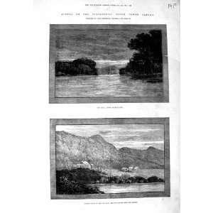 1881 PIKO HILL HOUSE PRINCESS LOUISE CASCAPEDIAC CANADA