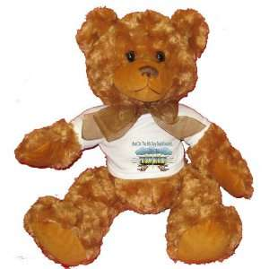 And On The 8th Day God Created PRISON GUARDS Plush Teddy