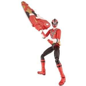 Samurai Collector Shinkenger Red Ranger  Toys & Games